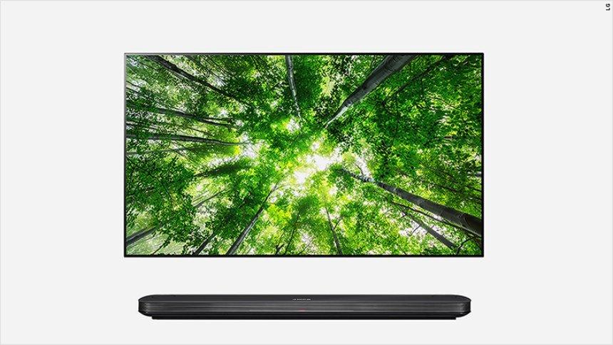 Показан первый телевизор со встроенным Google Assistant