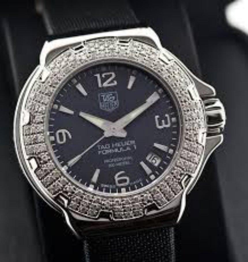 Представлены смарт-часы с бриллиантами за 200 тысяч долларов