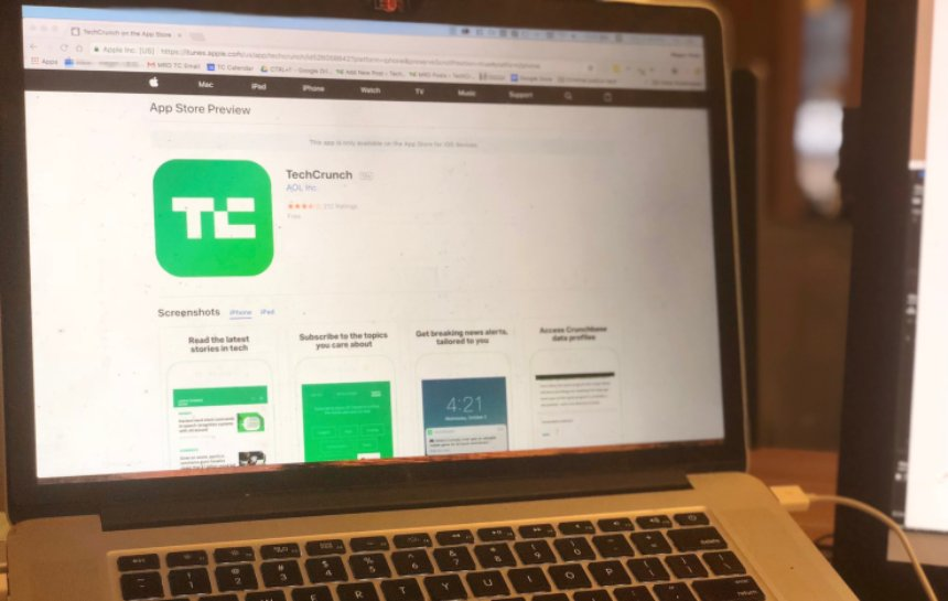 Apple обновила внешний вид своего веб-магазина App Store