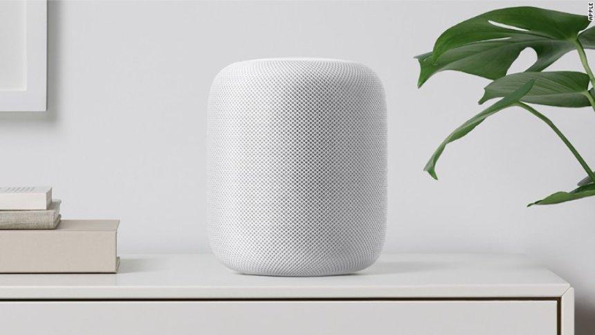 Динамик HomePod от Apple будет представлен в феврале