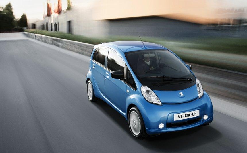 Peugeot обнародовала свои планы по электрификации автомобилей