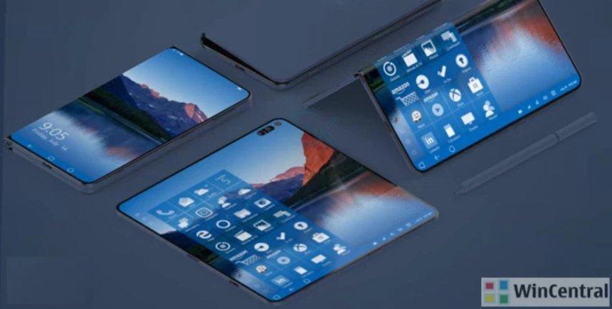 LG также хочет создать складной планшет