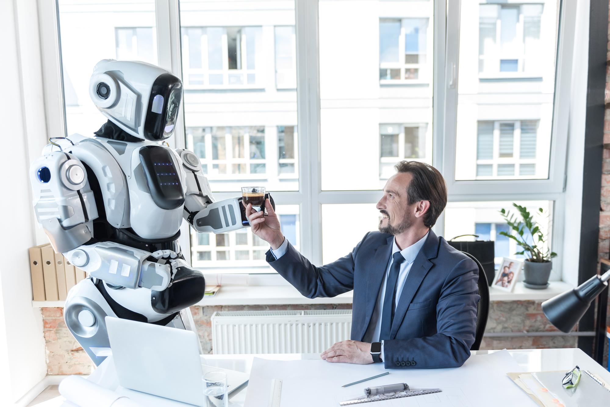 Война за рабочее место: когда в России роботы заменят человека