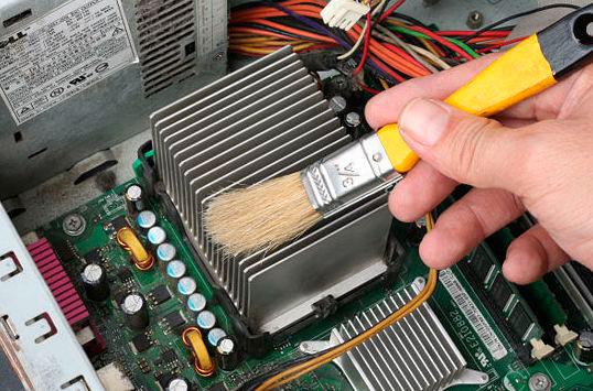 Качественная чистка компьютеров