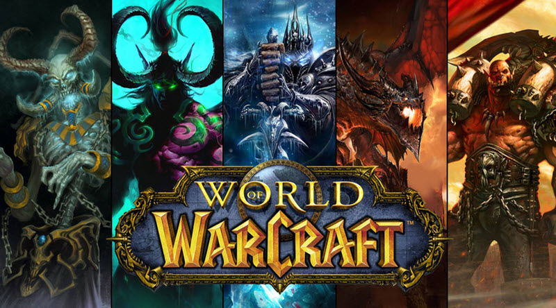 Сервера World of Warcraft Legion