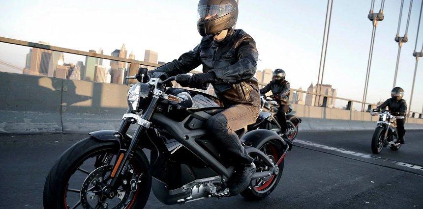 В 2019 году Harley-Davidson выпустит элекромотоцикл