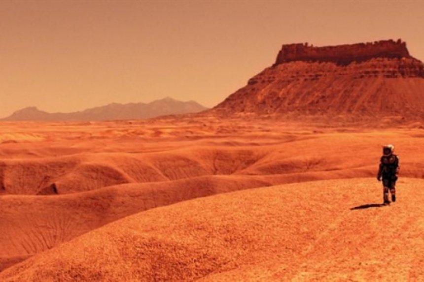 На Марс хотят отправить генетически модифицированных людей