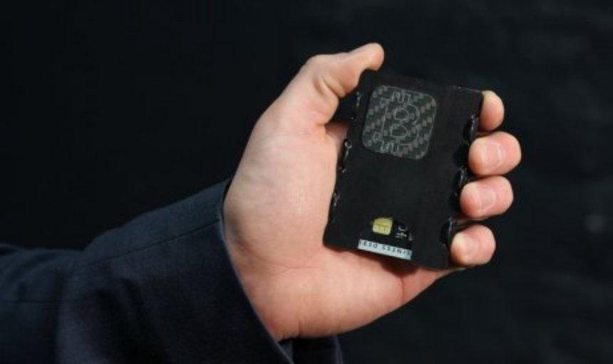 Создан физический кошелек для криптовалют