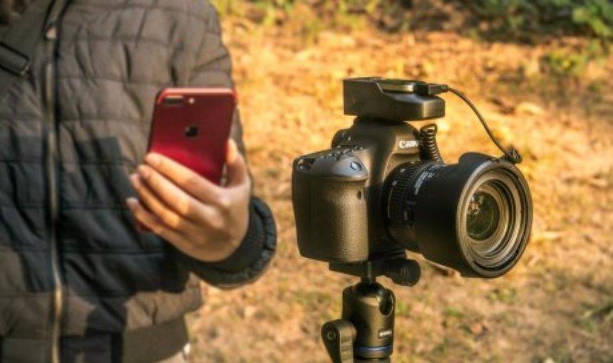 Профессиональные настройки камеры будут совершаться с помощью искусственного интеллекта
