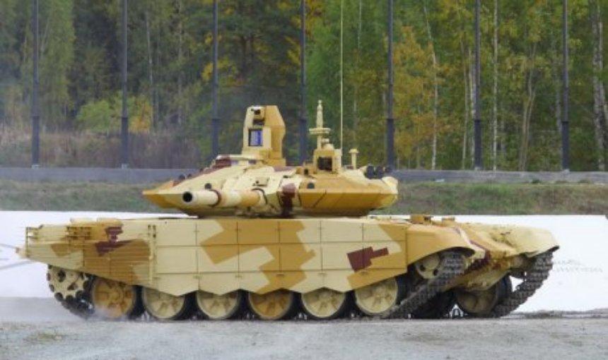 Россияне создали материал, который замаскирует военную технику