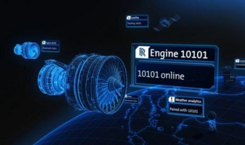 Двигатели компании Роллс-Ройс будут ремонтировать сами себя