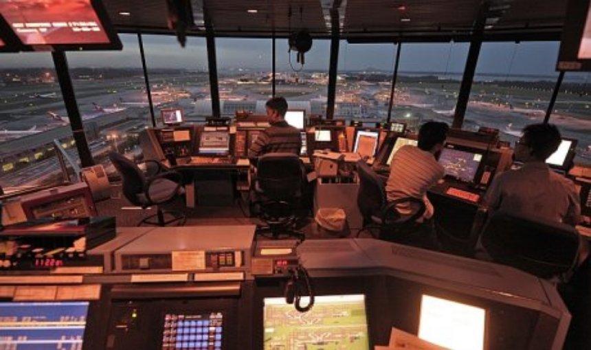 В Лондонском аэропорту больше не будет диспетчерской башни