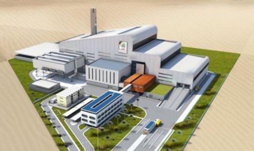 Дубай построит самый крупный в мире мусороперерабатывающий завод