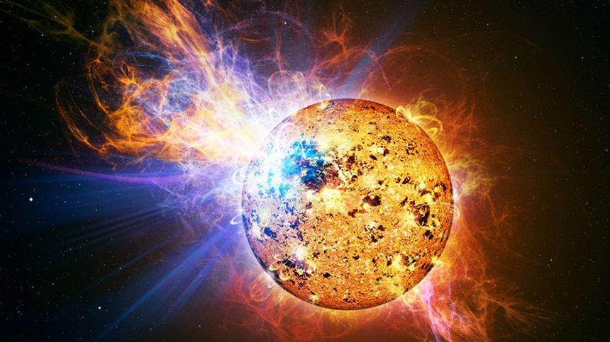 По свидетельствам астрономов, солнечная активность должна пойти на спад