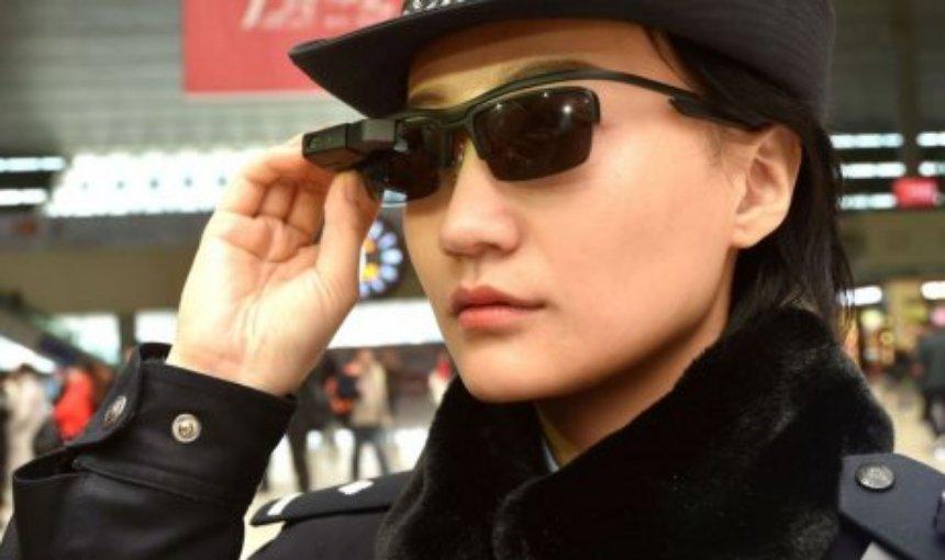 Китайская полиция будет пользоваться смарт-очками