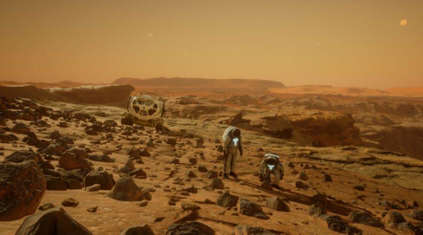 Рокосмос собрался исследовать Марс