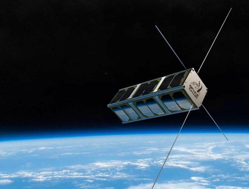 Фермы для майнинга появятся в космосе