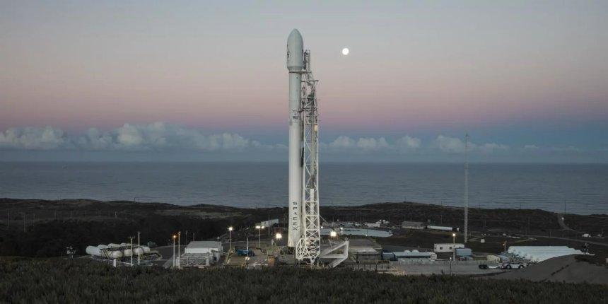 Представители SpaceX рассказали, как будут ловить часть своей ракеты