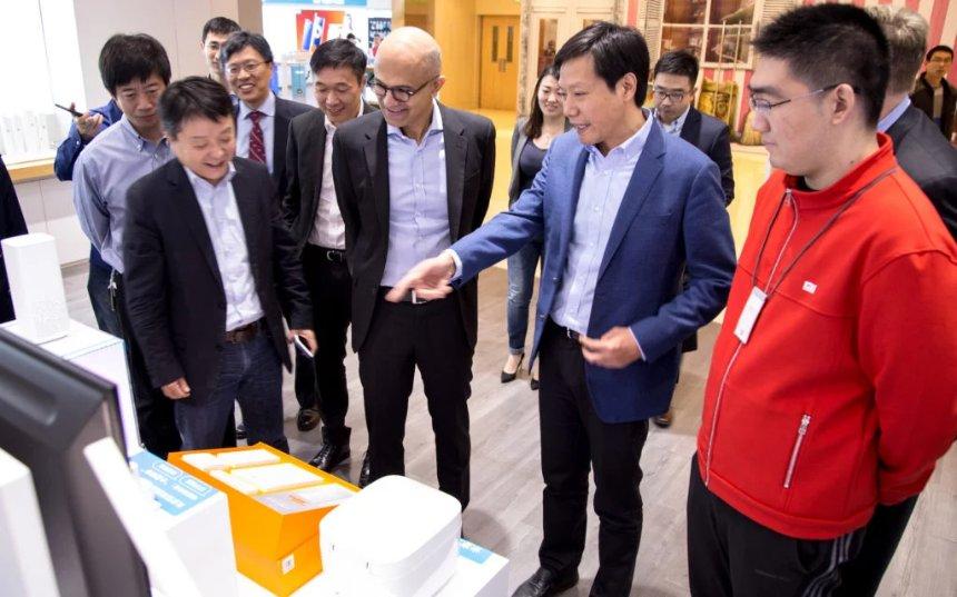 Microsoft и Xiaomi начнут работать совместно