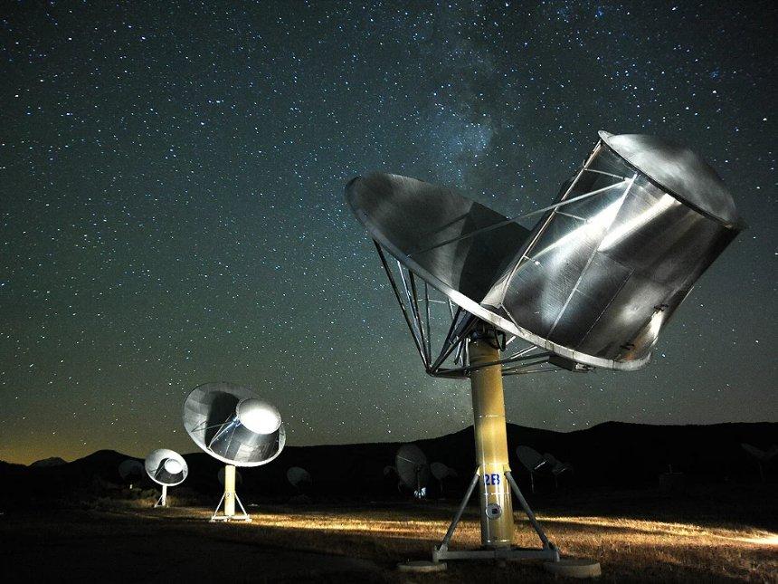 Специалисты, ищущие инопланетян, не могут этим нормально заниматься из-за майнинга