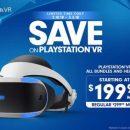 Sony снижает цены на PS VR до 200 долларов США на две недели