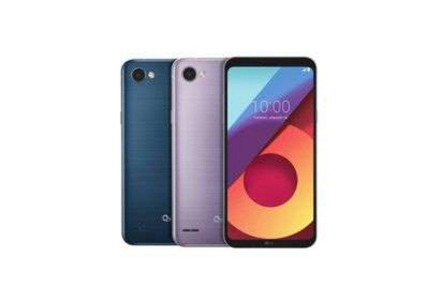 LG внедряет новые цветовые решения для смартфонов G6 и Q6