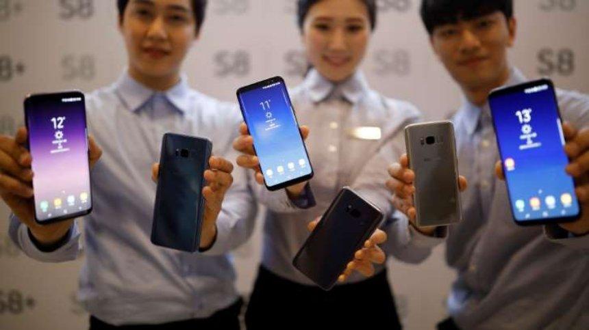 Samsung построит управляемые человеческим глазом беспилотники