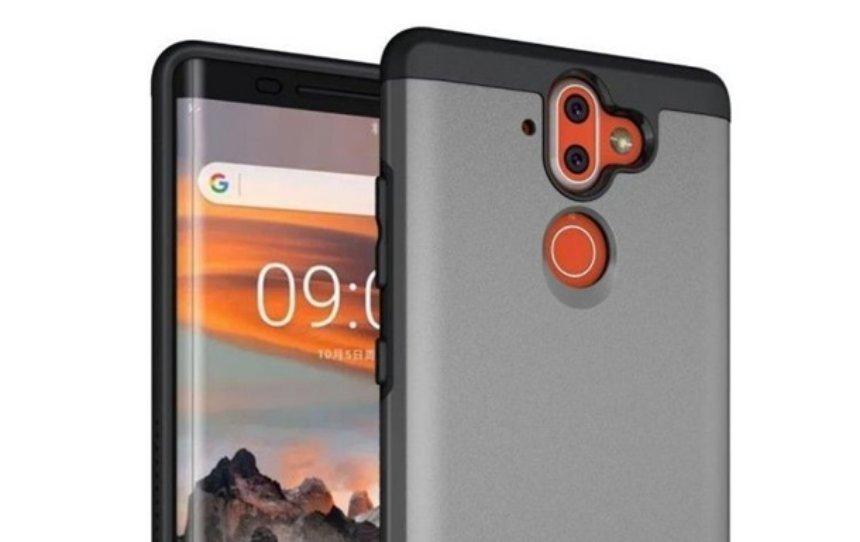 Появилась новая информация и фото будущего флагмана Nokia 9