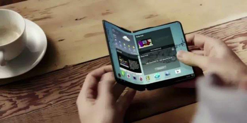 Samsung Galaxy X может быть выпущен в 2018 году