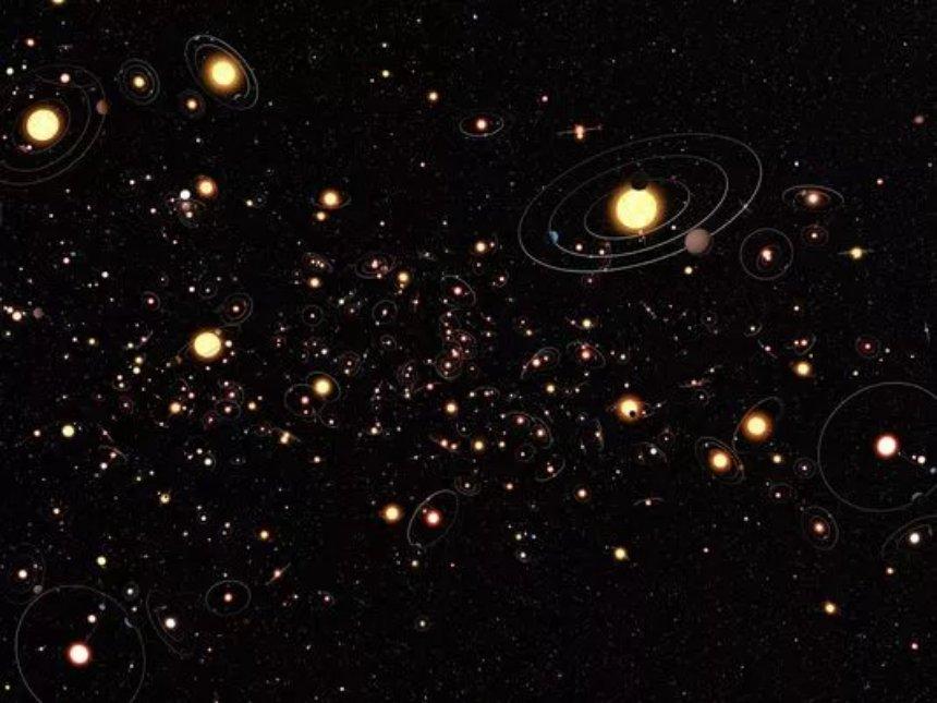 Кеплер обнаружил еще 4000 новых планет