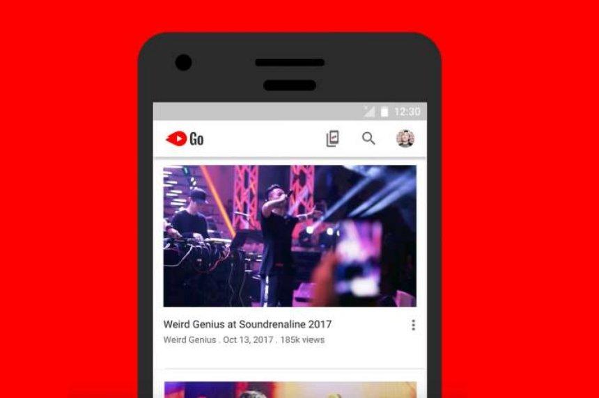 Приложение YouTube Go запускается в 130 странах мира