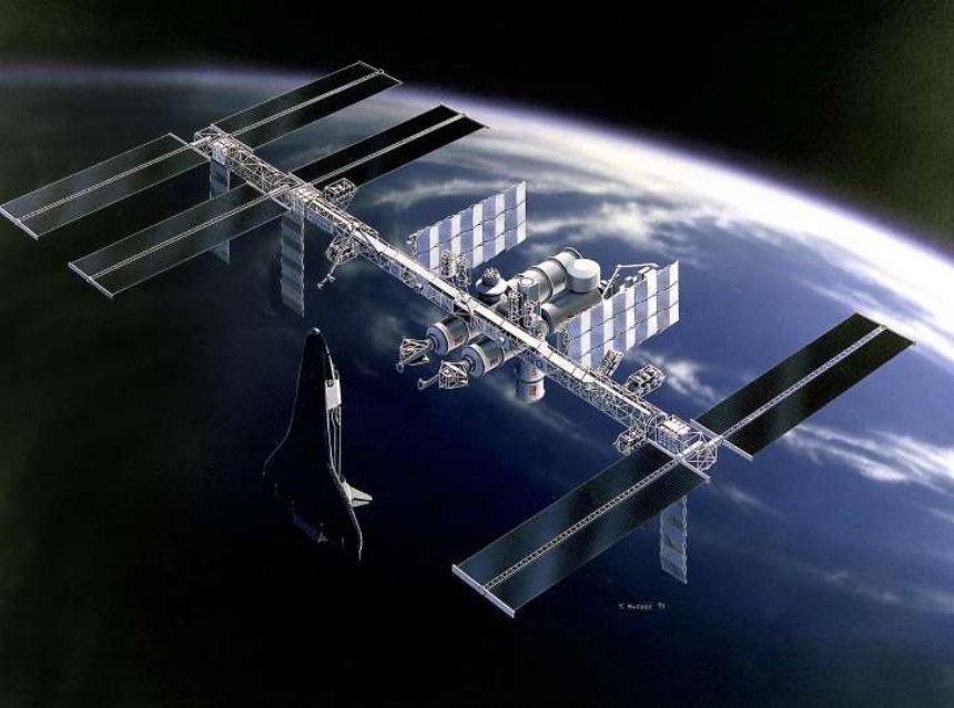 США прекратит участие в Международной космической станции