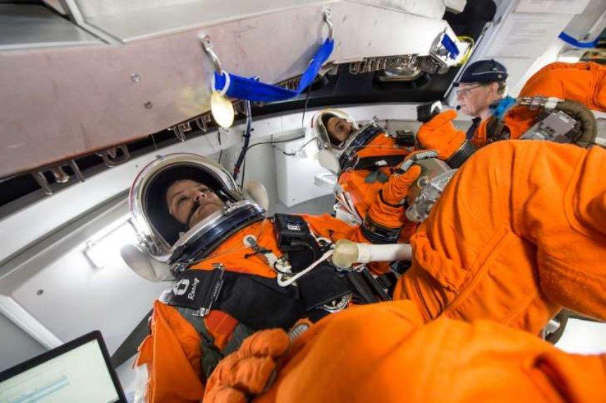 Новый скафандр NASA имеет встроенный туалет