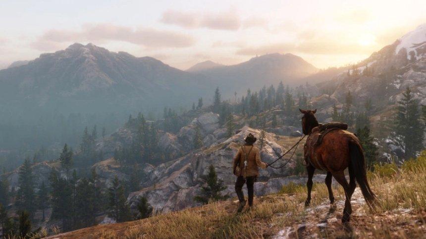 Игра Red Dead Redemption 2 выйдет 26 октября 2018 года