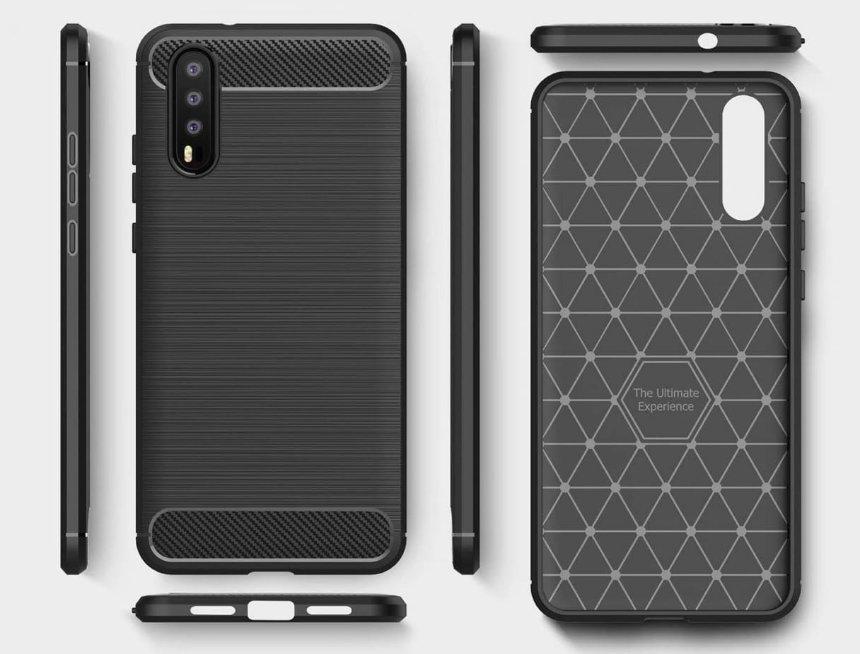 Появилась информация о новом смартфоне Huawei P20 с тройной камерой