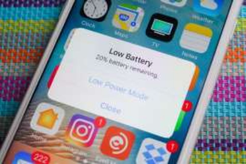 Apple объявила о скидках клиентам, заплатившим полную цену за замену батареи