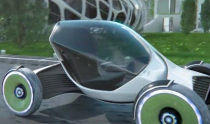 Автомобильные шины от Goodyear имеют функцию фотосинтеза