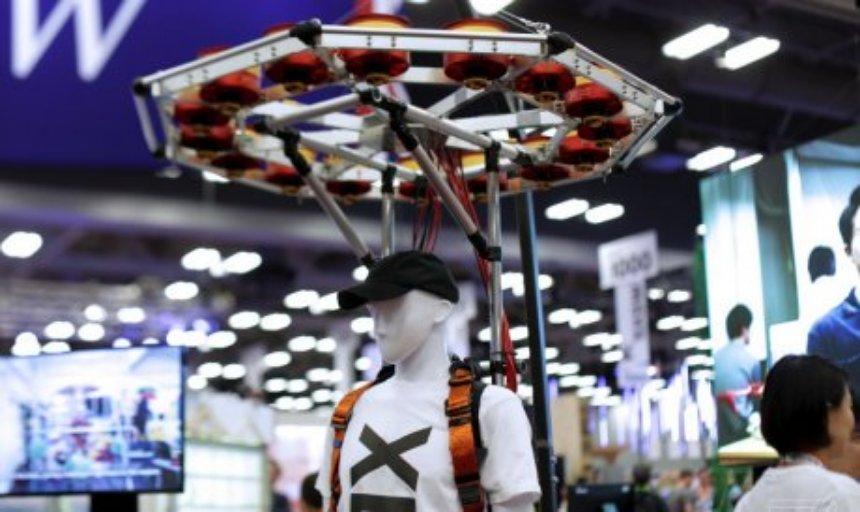 В Японии разрабатывают рюкзак для прыжков