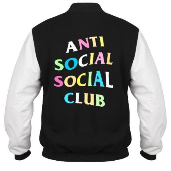 Футболки Anti Social Social Club
