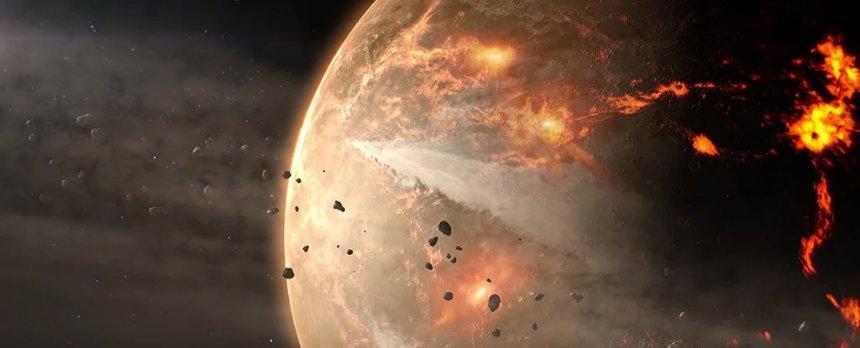 В НАСА предлагают взорвать астероид, который может упасть на Землю