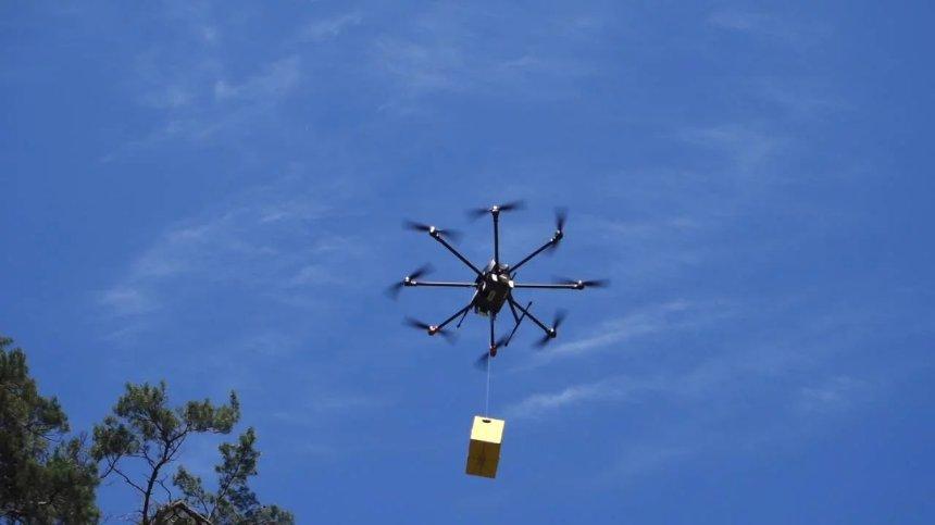 В Москве занимаются тестированием грузовых дронов