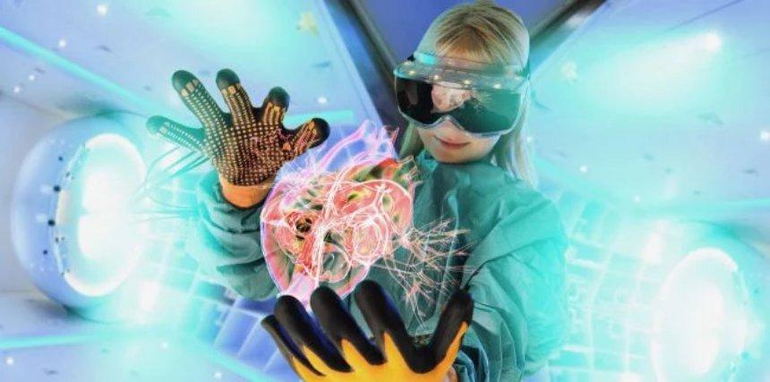 Врачи смогут отрабатывать свои навыки с помощью виртуальной реальности