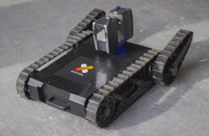 Для инспекции строительных объектов создали специального робота