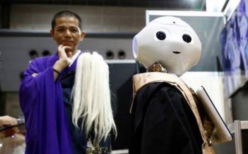 В Японии появится робот-буддийский монах