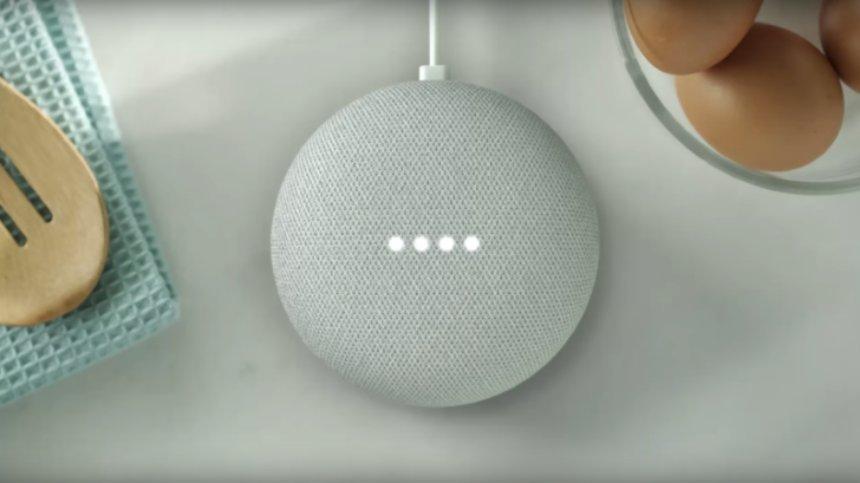 При помощи Google Home теперь можно покупать товары