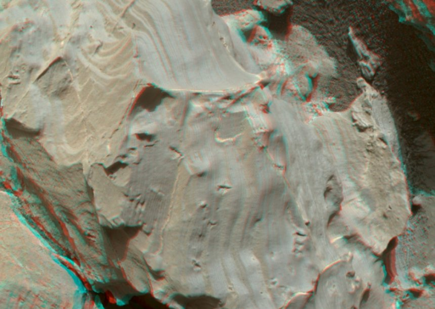 Ученый обвиняет НАСА в сокрытии следов инопланетян на Марсе