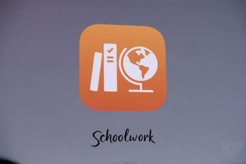 Apple объявила о выпуске образовательного приложения для студентов