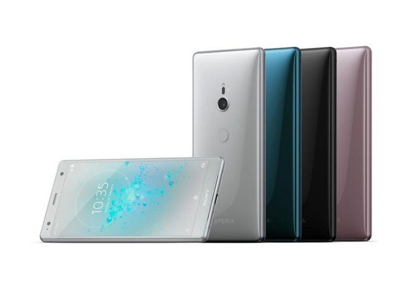 Sony обновила свой флагманский телефон  XZ2