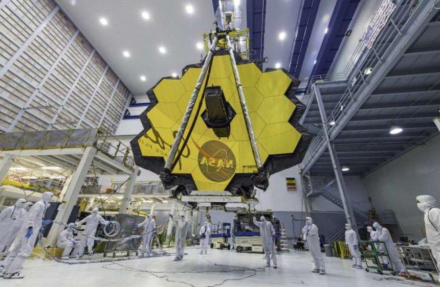 NASA переносит выпуск своего нового космического телескопа до 2020 года