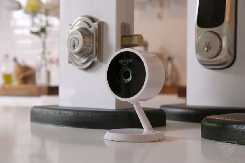 Amazon анонсировала новые функции для камеры безопасности Cloud Cam